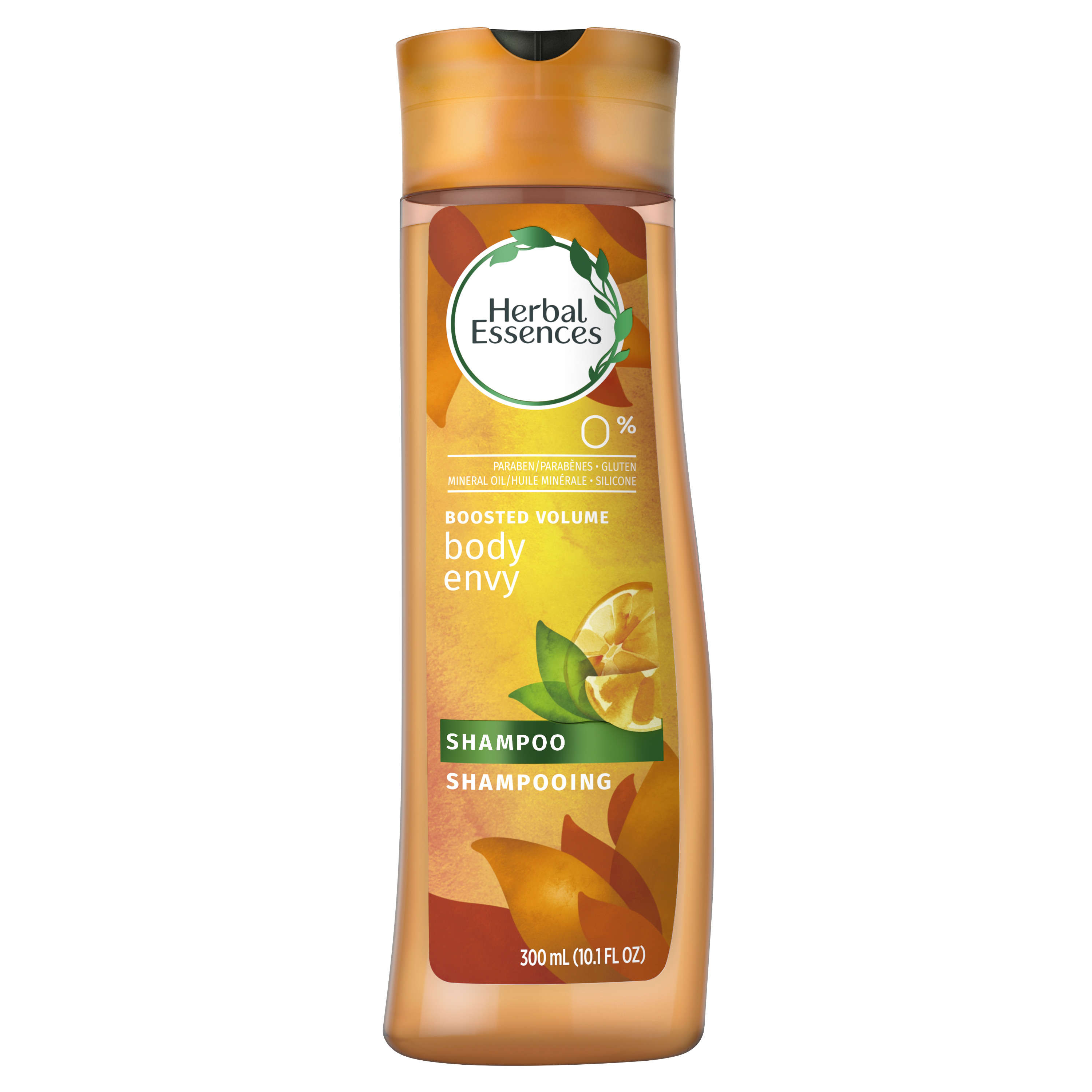 Herbal Essences Body Envy Volumizing Shampoo with Citrus Essences, 10.1 fl oz