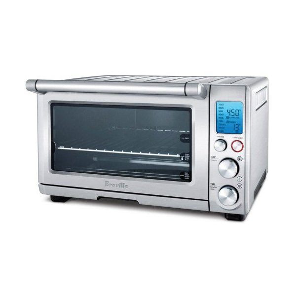 Breville BOV800XL Smart Oven 1800 Watt Convection Toaster Oven