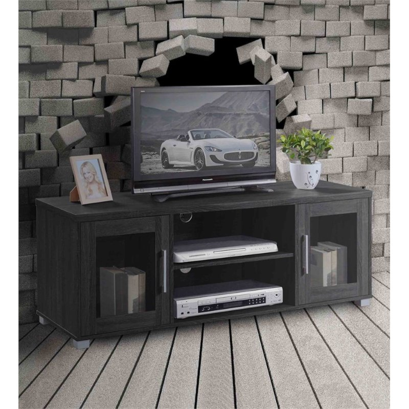 "Pemberly Row 57"" Wide Entertainment Center"