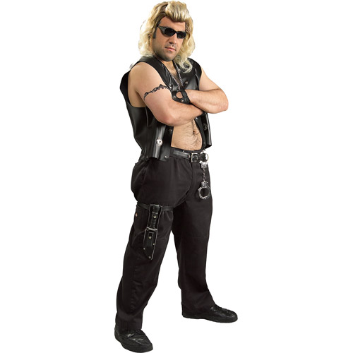 Dog the Bounty Hunter Adult Halloween Costume