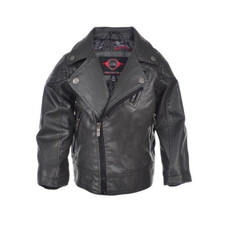 Urban Republic Baby Boys' Moto Jacket (Urban Moto Jacket)