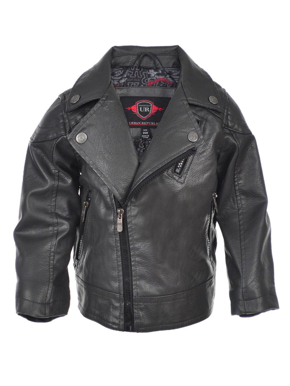 Urban Republic Baby Boys' Moto Jacket