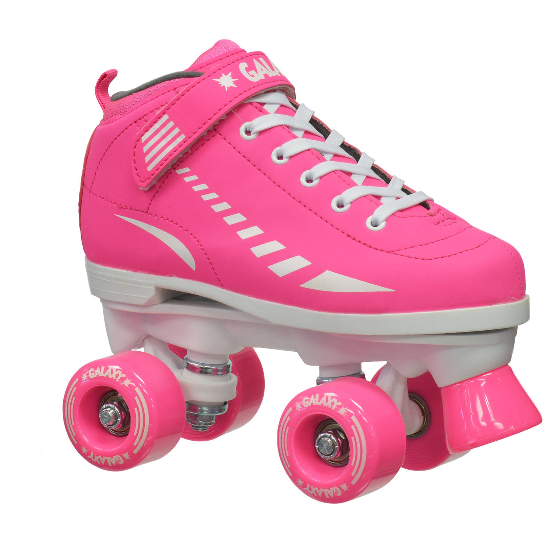 Epic Galaxy Elite Pink Quad Speed Roller Skates by Epic Skates