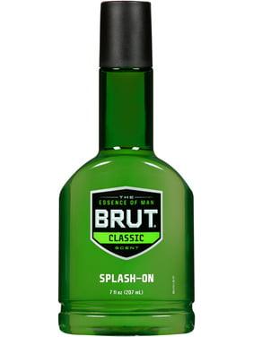 Brut Cologne Classic Scent Splash, 7Oz