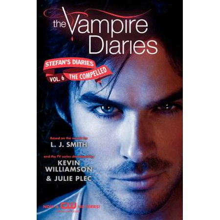Vampire Diaries: Stefan's Diaries: The Compelled - Makeup Halloween Vampire Diaries