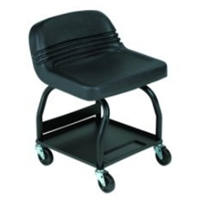 Whiteside Mfg WHIHRS-R Creeper Seat-High Back-Red