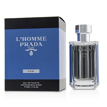 Prada L'homme L'eau By Prada Edt Spray 1.7 Oz Prada L'homme L'eau By Prada Edt Spray 1.7 Oz