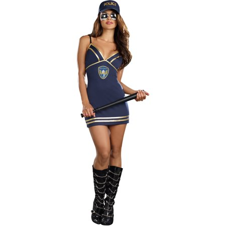 Polish Dress (Police Dress Women's Adult Halloween)