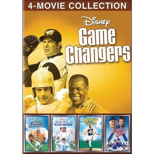 Disney Game Changers: Angels In The Outfield / Angels In The Infield / Angels In The Endzone / Perfect Game