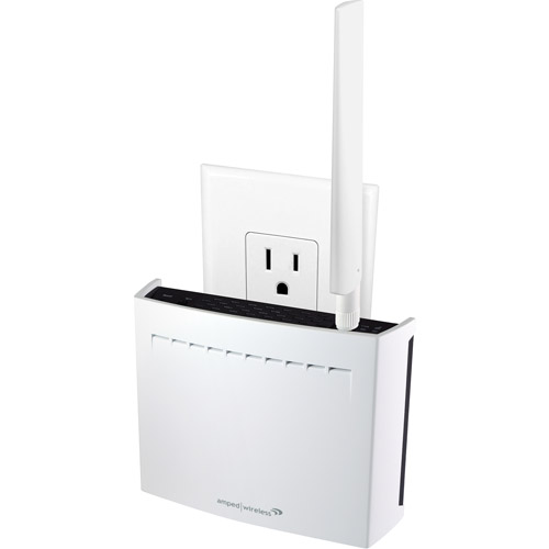 Amped Wireless REC33A High Power AC1750 Wireless Range Extender White