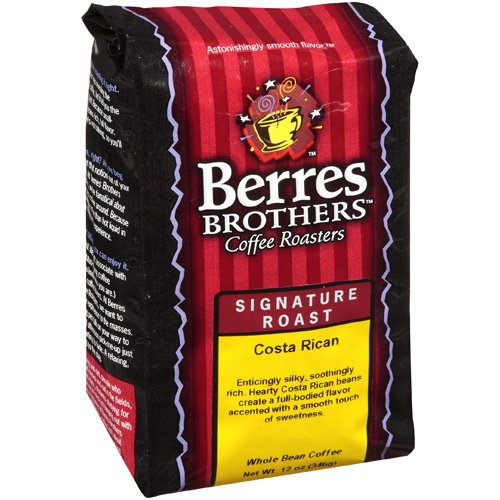 Berres Brothers Coffee Roasters Costa Rican Coffee Beans, 12 oz