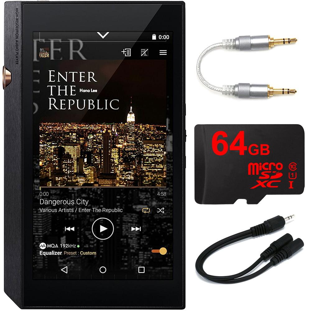 Pioneer Portable Digital Audio Player w/ WiFi ; Bluetooth...