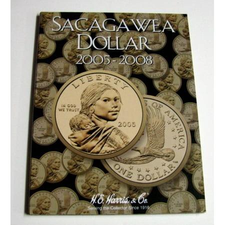 The Sacagawea Dollar 2005-2008 Coin Folder