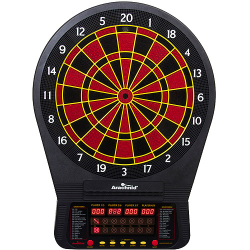 Arachnid Cricket Pro 670 Talking Electronic Dartboard Game