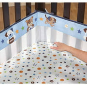 Garanimals Play Ball Fresh Air Crib Liner