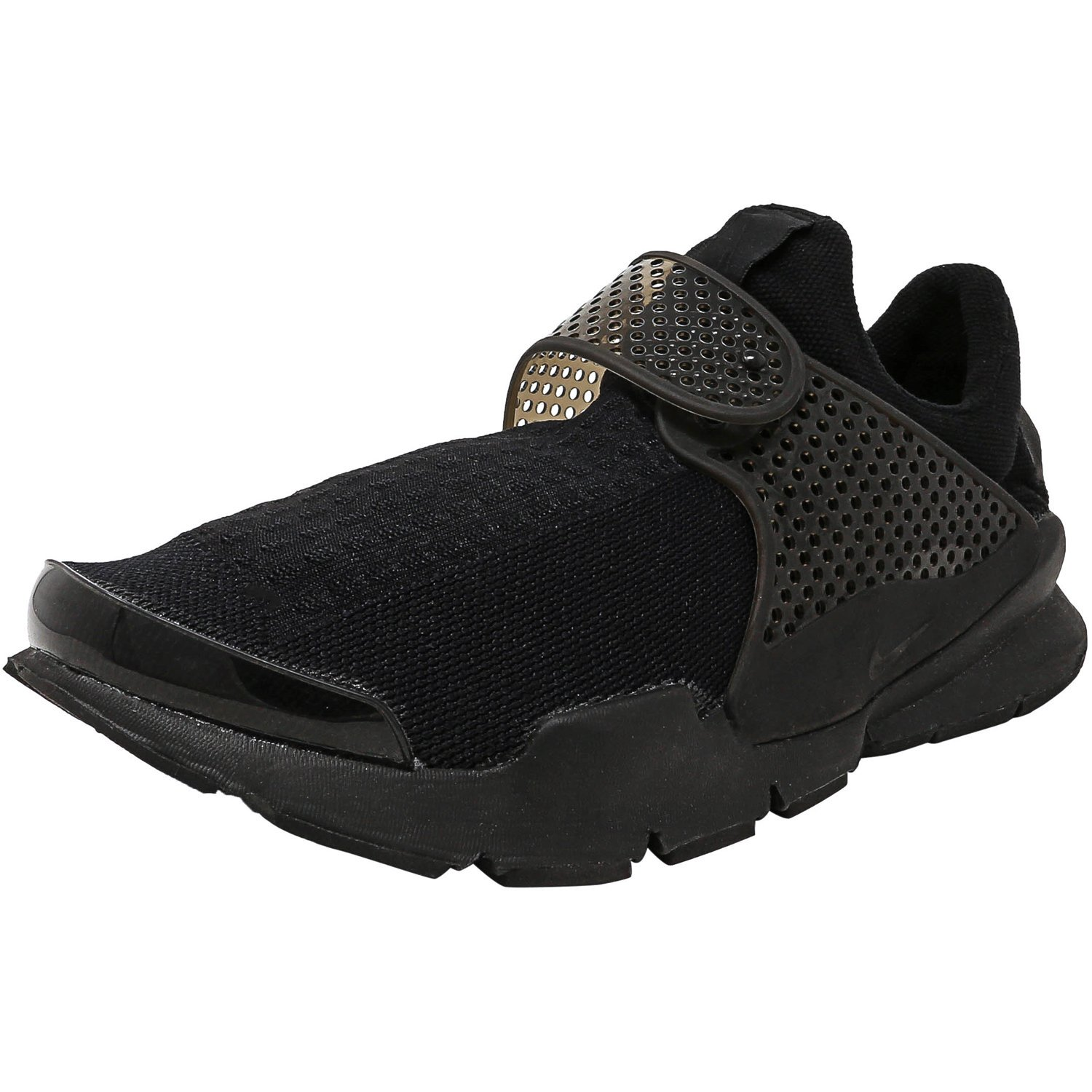 check out f5114 eaa77 Nike Men's Sock Dart Midnight Navy / Black Ankle-High Running Shoe - 12M