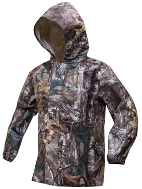 Frogg Toggs Youth Polly Woggs Rain Suit - Small, Realtree Xtra