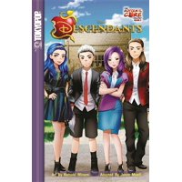 Disney Manga: Descendants - The Rotten to the Core Trilogy Book 3 (Paperback)