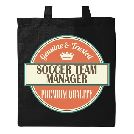 Soccer Team Manager Funny Gift Idea Tote - Soccer Team Gifts