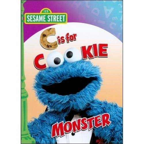 Sesame Street: C Is For Cookie Monster (Full Frame)