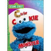 Sesame Street: C Is For Cookie Monster (Full Frame) by WARNER HOME VIDEO