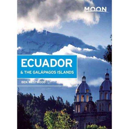 Moon Ecuador   The Galapagos Islands