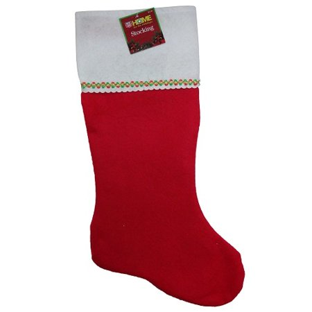 New 815930  X- Mas Stocking 20In (48-Pack) Christmas Cheap Wholesale Discount Bulk Seasonal Christmas Others - Cheap Christmas Shop