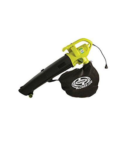 Sun Joe 3-in-1 Electric Blower/Vacuum/Leaf Shredder - Refurbished