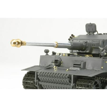 25142 1/35 Tiger I Early Prod. w/ABER PE Parts/Gun Barr Multi-Colored