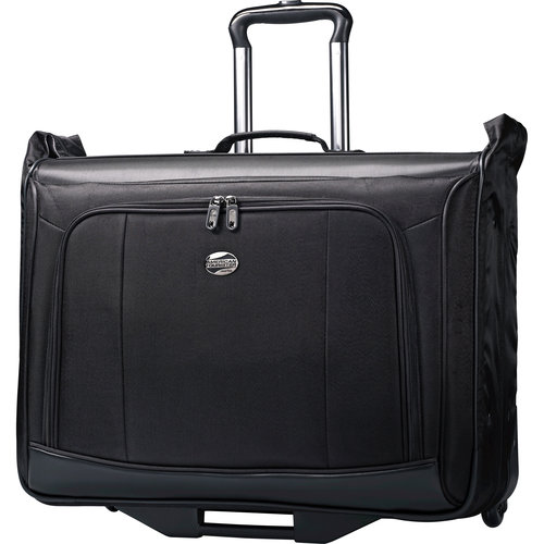 American Tourister Black Wheeled Garment Bag