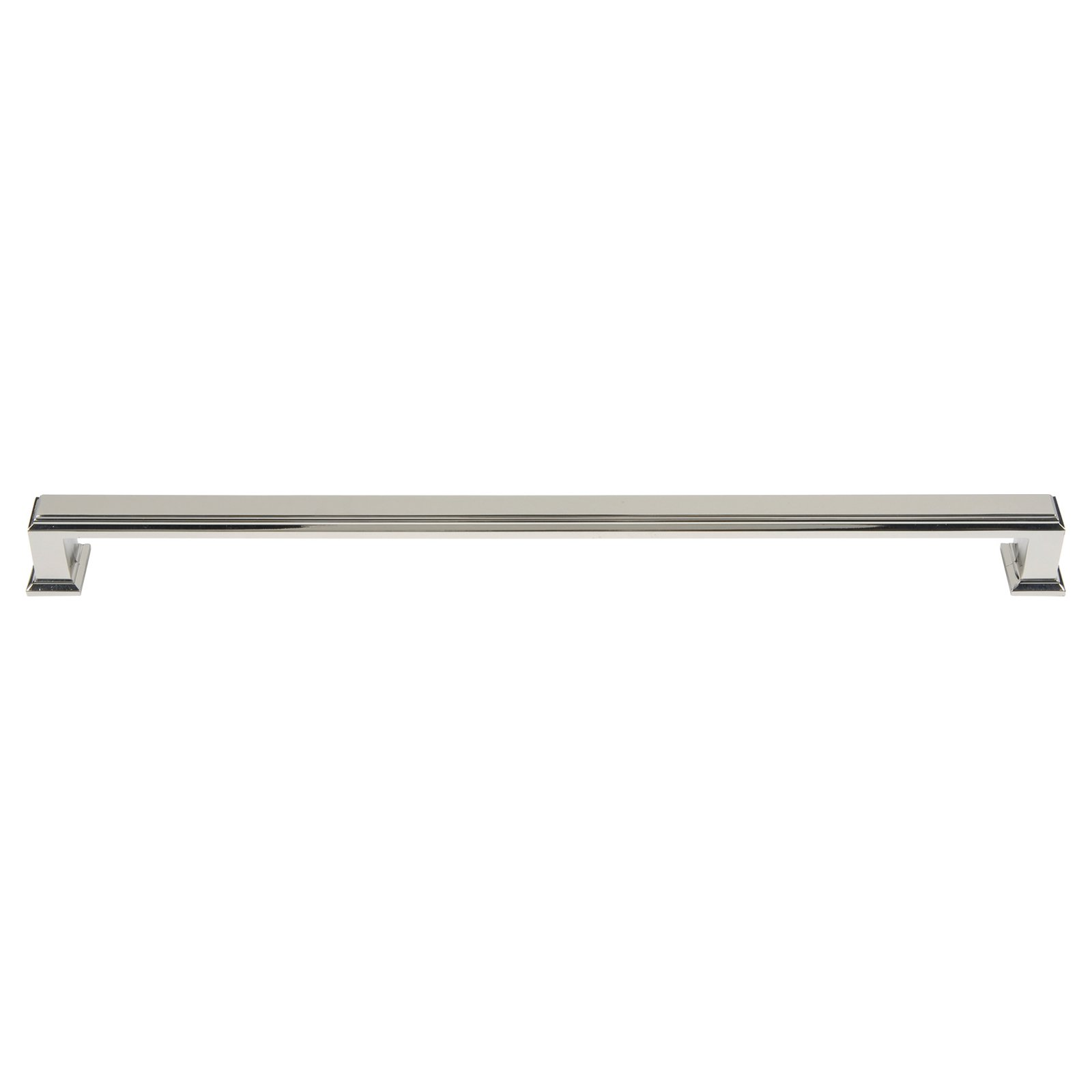 Sutton Place Collection 19.6 in. Polished Nickel Appliance Pull