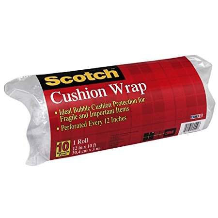 Scotch Cushion Wrap, 12 Inch x 10 ft (7920) (Scotch Cushion Wrap)