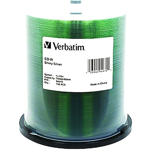 Verbatim 94970 52x CD-R Media