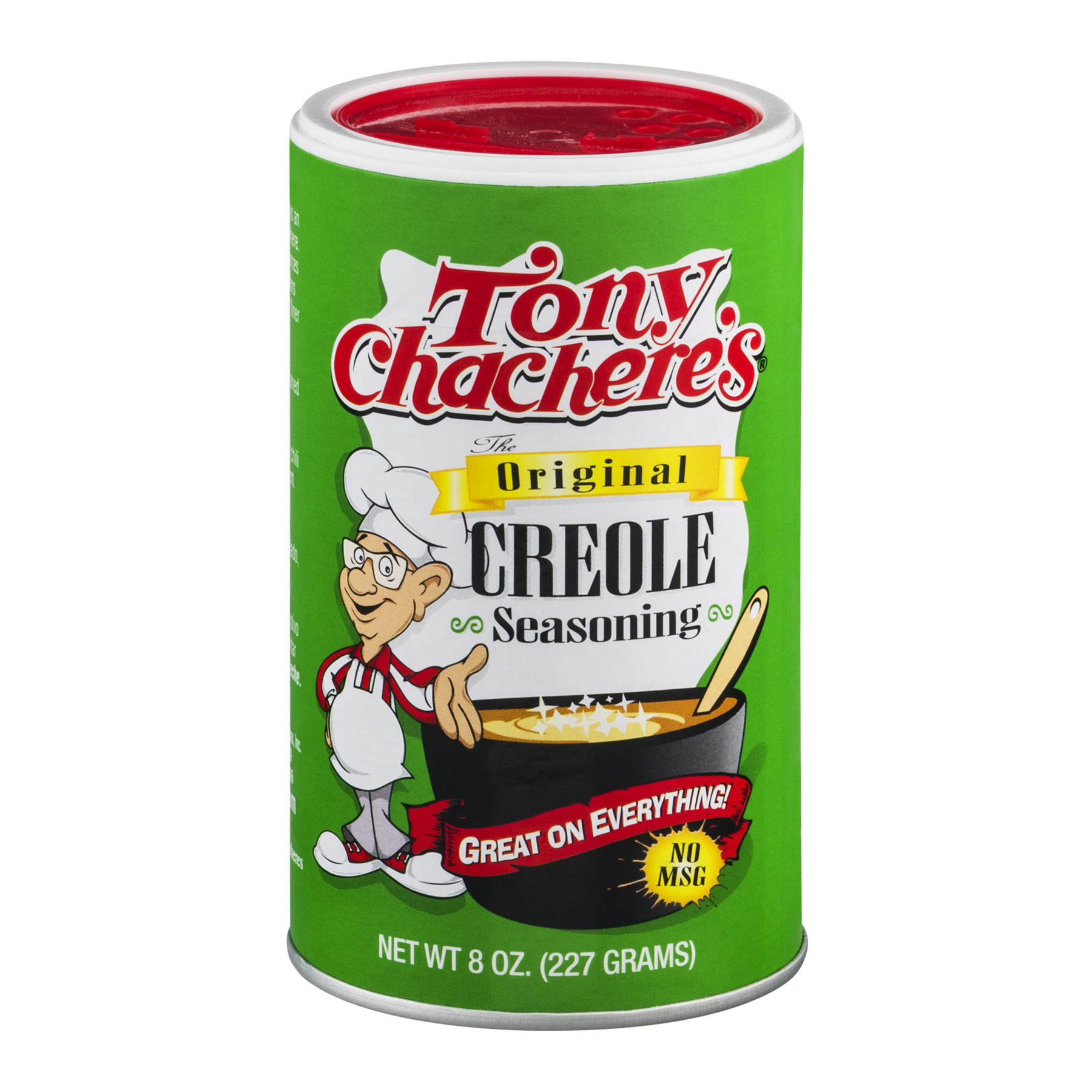 (2 Pack) Tony Chachere's Creole Seasoning 8oz.