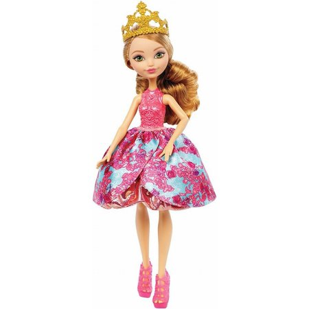 DNB90 Ever After High Ashlynn Ella 2-in-1 Magical Fashion Doll - Ever After High Cerise Wolf