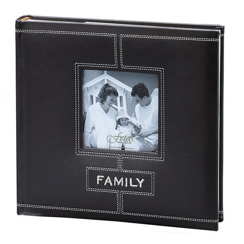 Fetco Home Decor Sasha-Family Opening Picture Album
