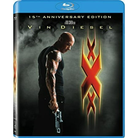 Xxx  15Th Anniversary Edition   Blu Ray