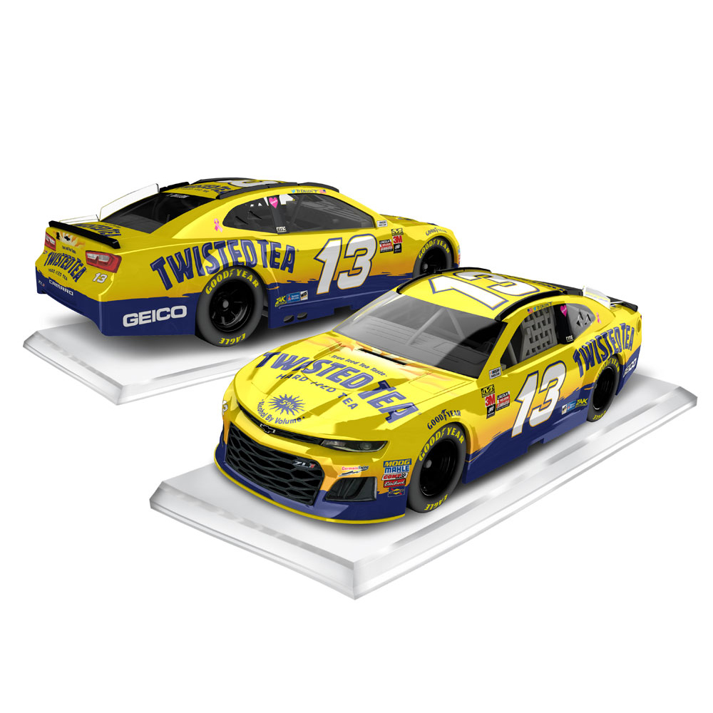 Ty Dillon Action Racing 2018 #13 Twisted Tea 1:64 Monster Energy Nascar Cup Series... by Lionel LLC