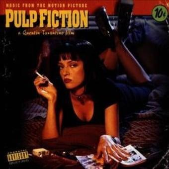 Pulp Fiction Soundtrack (Vinyl)
