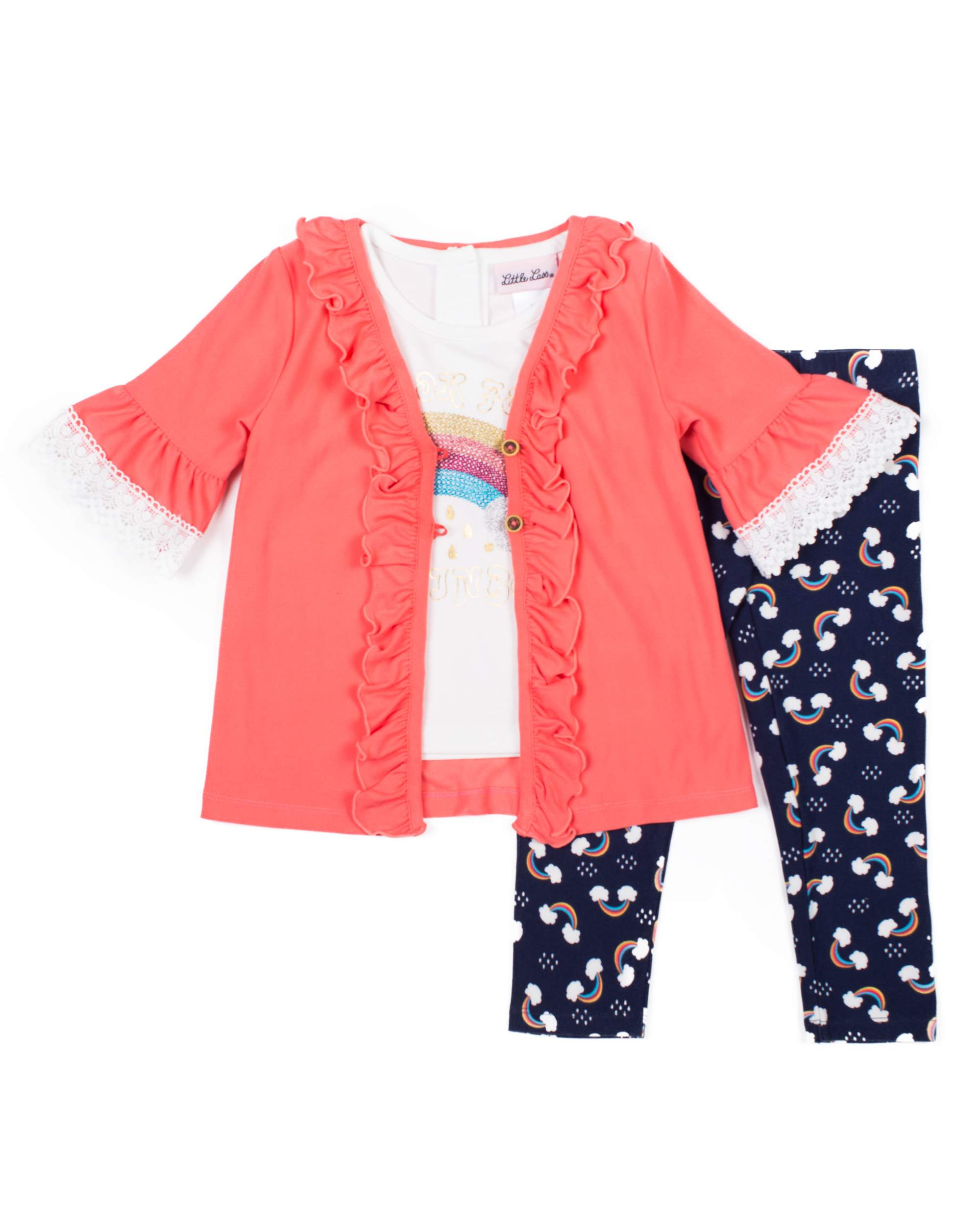 d8185b5e3f2b Little Lass - Yummy Cardigan