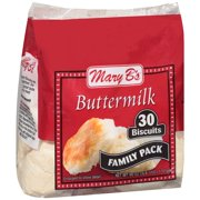 Mary B's Buttermilk Biscuits 30 ct Bag