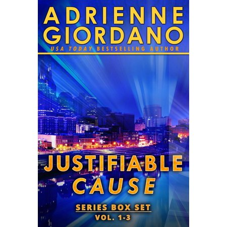 Justifiable Cause Romantic Suspense Series Box Set - eBook