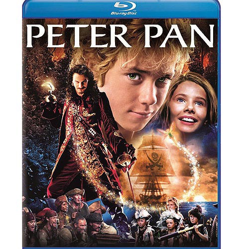 Peter Pan (Blu-ray) (Widescreen)
