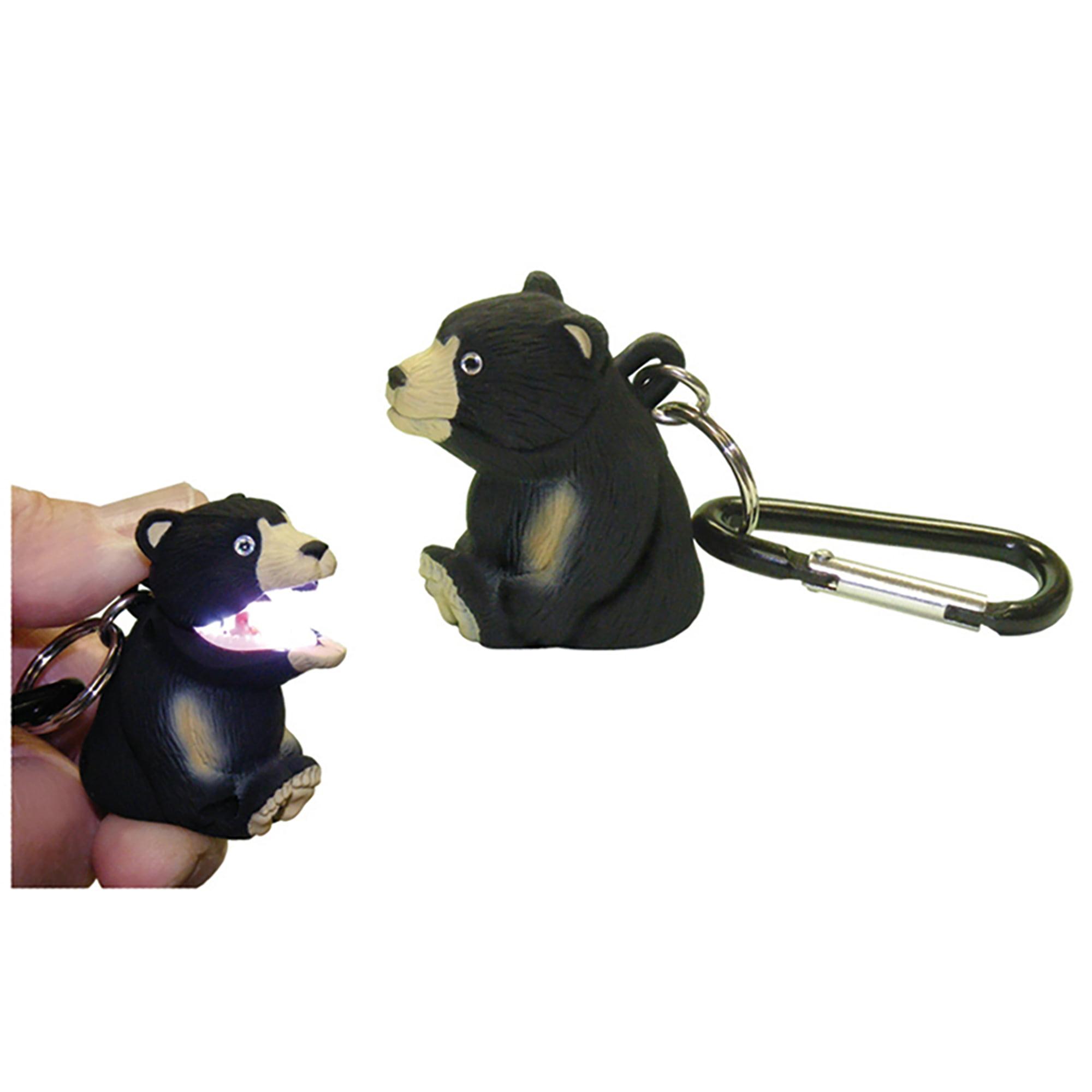 Wildlight Animal Carabiner Flashlight - Black Bear  a9537bb4b