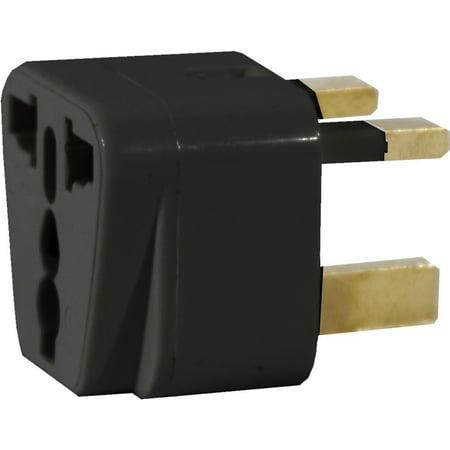 US to IRELAND Travel Adapter Plug USA/Universal EU (EUROPE) Type G Input Pack
