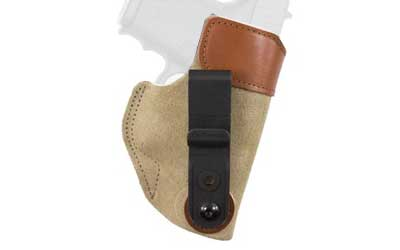 Desantis Sof-Tuck Inside The Pant Holster fits Glock 26 27 Walther PPS PK380, Left Hand, Tan by Generic