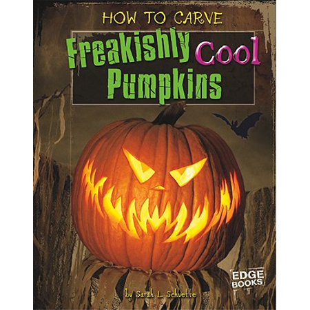 How to Carve Freakishly Cool Pumpkins (Halloween Pumpkins To Carve)