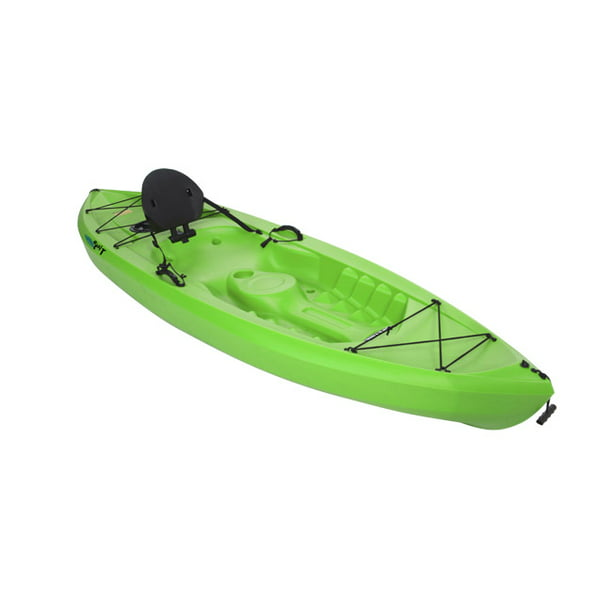 Lifetime Tahoma 10 ft Sit-On-Top Kayak, (Paddle Included), Green