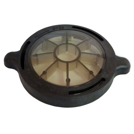 Replacement Pump Basket Cover for Splapool Above-Ground and In-Ground Pool Pumps - image 4 of 4