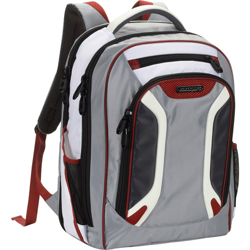 Eastsport Extreme Tech Backpack with Felt Lined  Laptop and Phone Compartments
